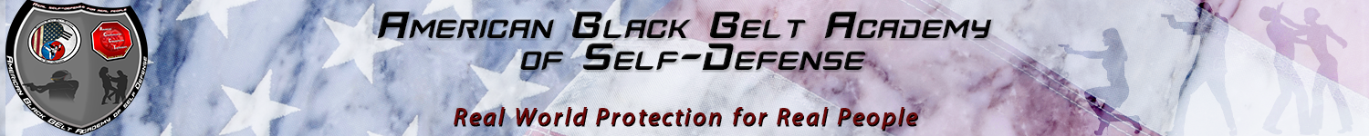 American Black Belt Academy of Self-Defense Logo
